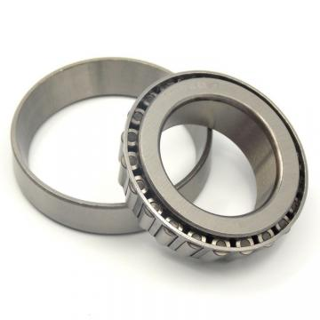 40 mm x 76 mm x 33 mm  NSK 40BWD08A angular contact ball bearings