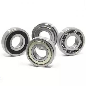 2 mm x 6 mm x 3 mm  NSK F692ZZ deep groove ball bearings