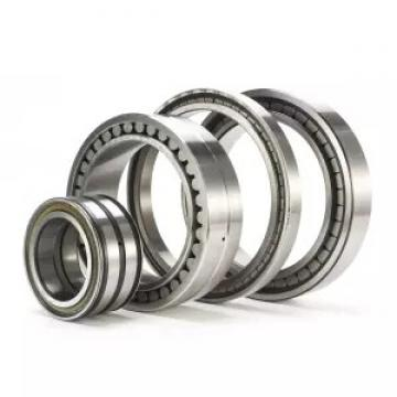 190 mm x 290 mm x 136 mm  IKO NAS 5038UUNR cylindrical roller bearings