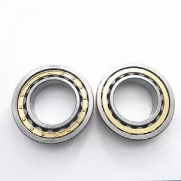17 mm x 47 mm x 22,2 mm  ZEN 3303-2RS angular contact ball bearings