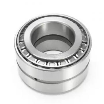 38 mm x 74 mm x 50 mm  Fersa F16058 angular contact ball bearings