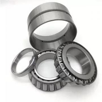 40 mm x 75 mm x 37 mm  PFI PW40750037CSM angular contact ball bearings